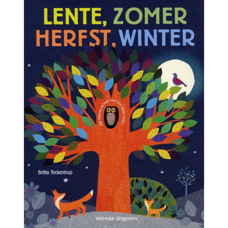Lente Zomer Herfst Winter Veltman Uitgevers