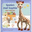 Baby voelboekje: Spelen met Sophie