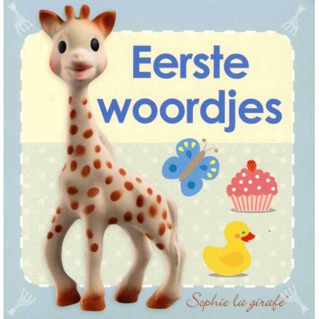 Baby kartonboekje: Eerste woordjes