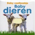 Baby voelboekje: Babydieren