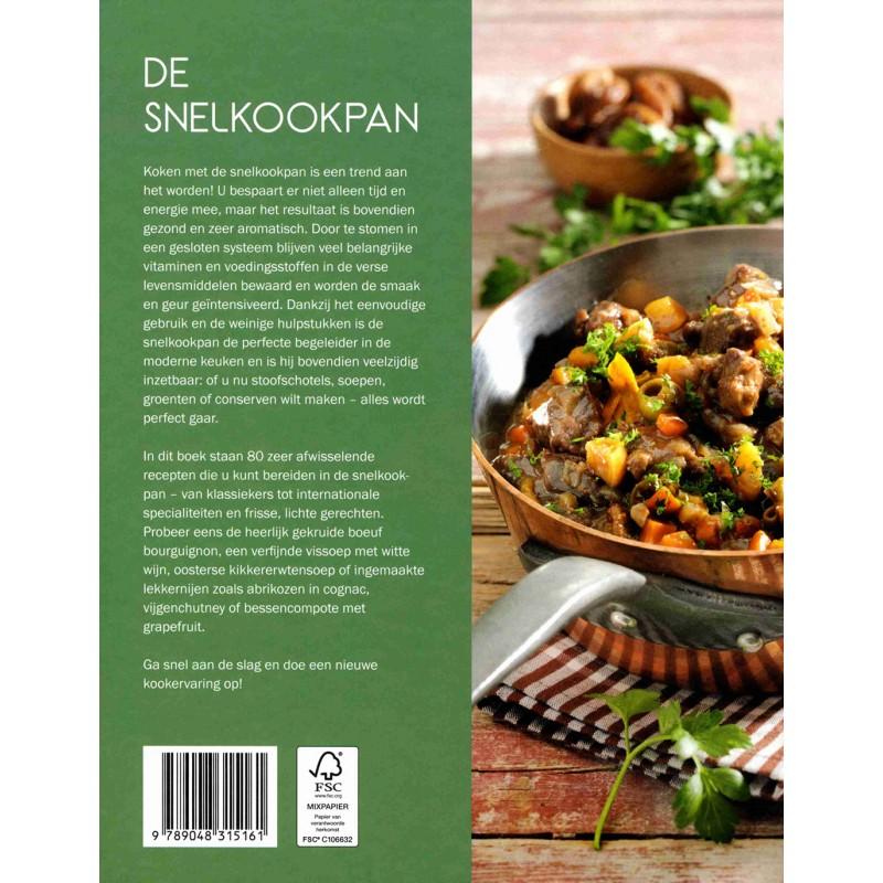 Koken met snelkookpan recepten