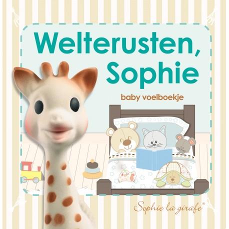 Baby voelboekje: Weltrusten, Sophie