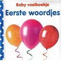 Baby voelboekje: Eerste woordjes