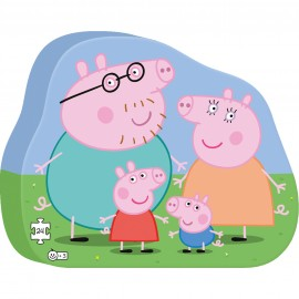 Peppa Pig - Puzzel Familie