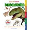 Speel- en doeboek Dinosauriërs