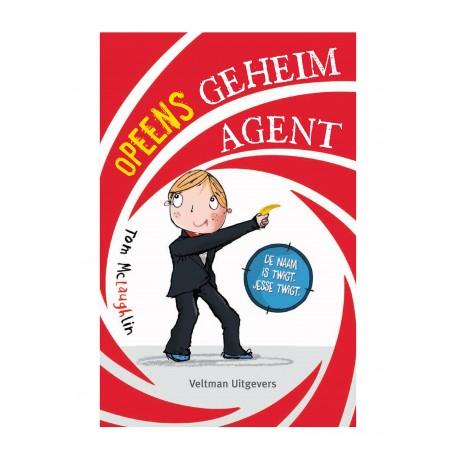 Opeens geheim agent!