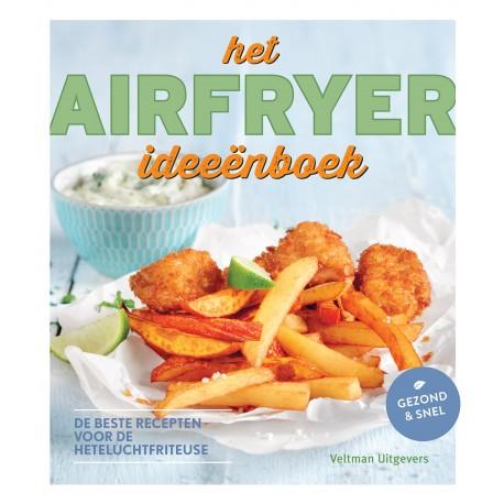 Het airfryer ideeenboek