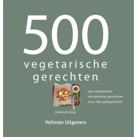 500 vegetarische gerechten