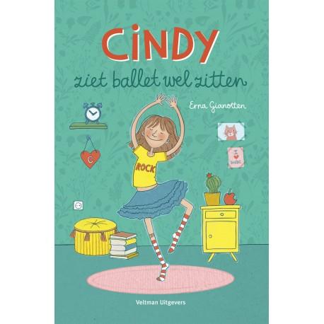 Cindy ziet ballet wel zitten