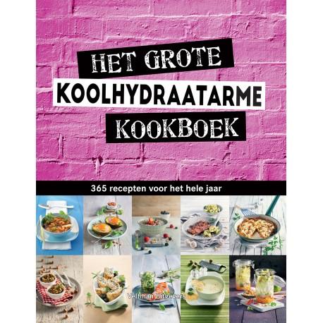 Het grote koolhydraatarme kookboek