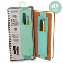Bookaroo Pen Pouch - Mint