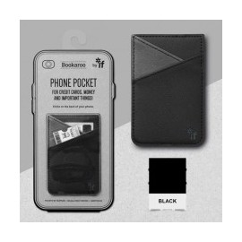 Bookaroo Phone Pocket - Zwart