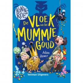 Koning Roe en de vloek van het mummiegoud
