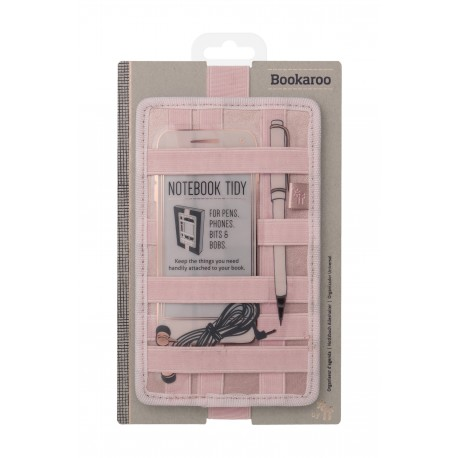 Bookaroo Notebook Tidy Rosé-Goud