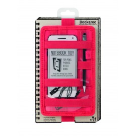 Bookaroo Notebook Tidy Rood