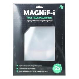 MAGNiF-I Vergrootglas A4 formaat
