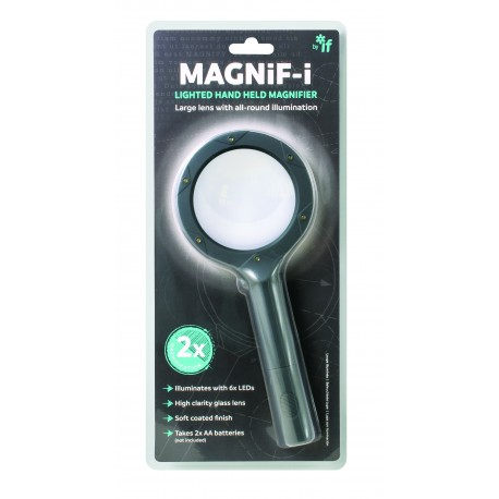 MAGNiF-I Vergrootglas met LED verlichting