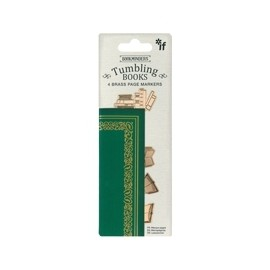 Book Minders Page Markers - Tumbling Books