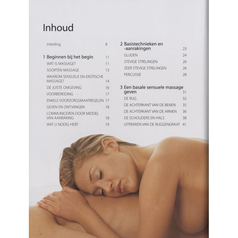 Erotische en sensuele massage