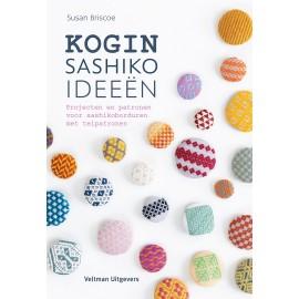 Kogin Sashiko Ideeën