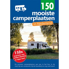 150 mooiste camperplaatsen in Nederland
