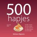 500 hapjes