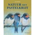 Natuur met pastelkrijt