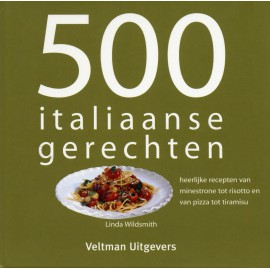 500 Italiaanse gerechten