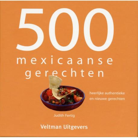 500 Mexicaanse gerechten