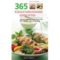 365 koolhydraatarme gerechten