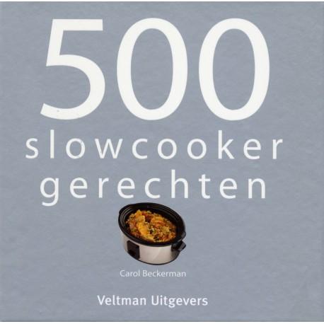 500 slow cooker gerechten