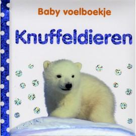 Baby voelboekje: Knuffeldieren
