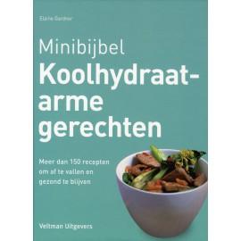 Minibijbel Koolhydraatarme gerechten