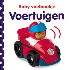 Baby voelboekje: Voertuigen