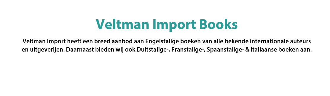 Veltman Import Books