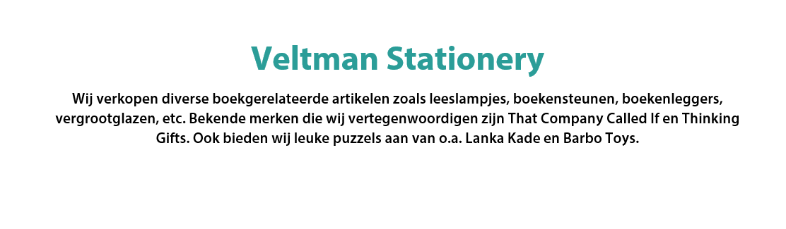 Veltman Stationery